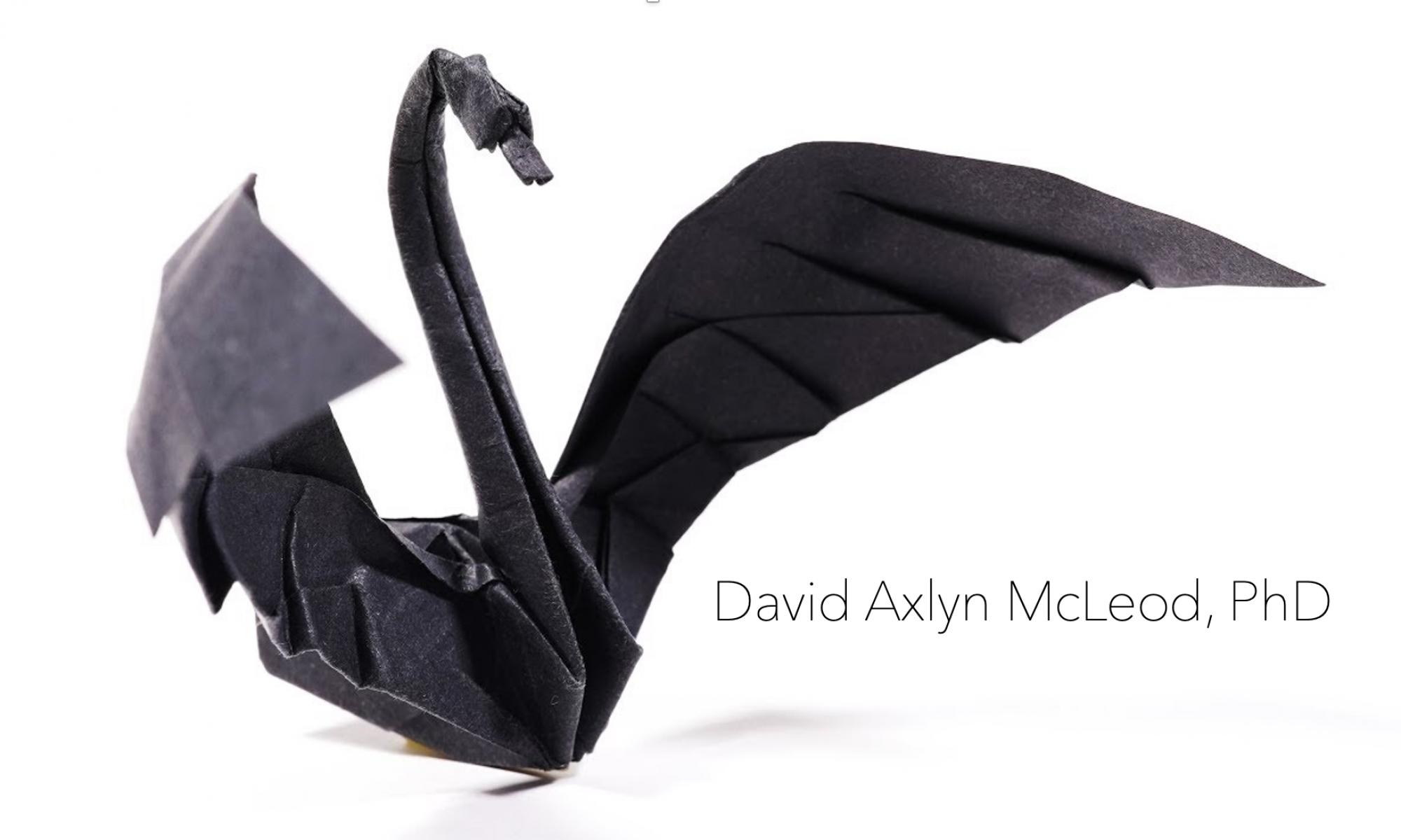 David Axlyn McLeod, PhD